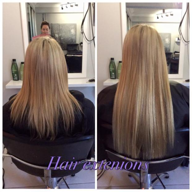Extensions 4017 Hair